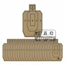 "20pcs Professional Shooting Targets 12""x 20"" Practice Training Hunting Cardboard"