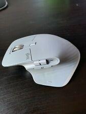 Logitech Mx Master 3 Advanced Wireless Mouse Mid Grey Gray