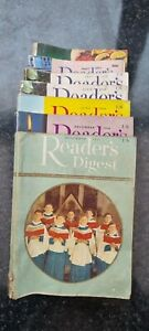 Job Lot 7 x Reader's Digest Magazines 1955 / 1956 / 1971