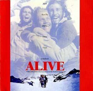 Alive James Newton Howard SOUNDTRACK CD Ethan Hawke OOP