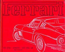 Ferrari 275 GTB GTS scarce GTB 4A out-of-print book by Jess Pourret