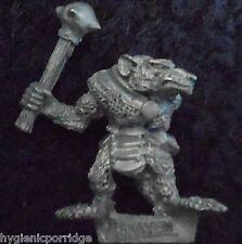 1987 Skaven C47 steentch caos ratmen Citadel Warhammer ejército clanrat stormvermin