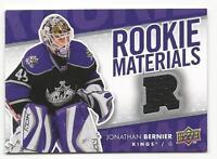 07-08 Upper Deck Jonathan Bernier Rookie Materials #RM-JB