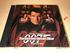 007 James Bond TOMORROW NEVER DIES soundtrack CD David Arnold Sheryl Crow Moby