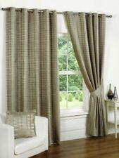 Cortinas y visillos dormitorio de poliéster de color principal beige