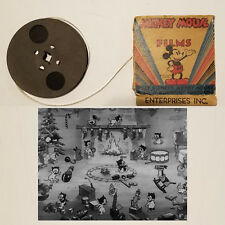 1932 Disney Mickey Mouse Plays Santa Claus Animated Short Film Silly Symphony