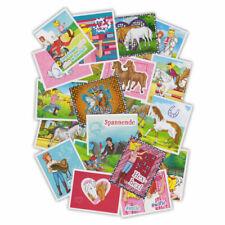 Bibi und Tina Edition 2019 - 50 Sammelbilder garantiert ohne Doppelte Sticker