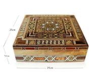 New, Jewellery Box, Box, Wooden Box cm, Gift Box, Storage