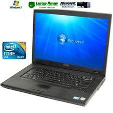New listing Dell Laptop Duo Windows 7 Pro,Intel 2.0 160Gb, 4 Gb, Rs232 Db9 Port, Warranty