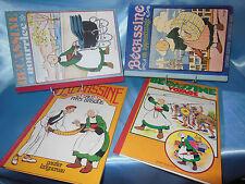 bécassine  BD éditions 1972/78/79 et 1992