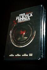 Una Pelicula Serbia (UNCUT) dvd ULTRA RARE, nuevo sellado imposible de encontrar