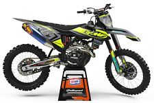 CustomMX - Graphics Kit: Fits KTM SX SXF EXC 85 125 150 250 300 350 450 models