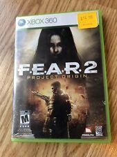 F.E.A.R 2 Xbox 360 Cib Game H3