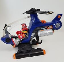 Fisher Price Rescue Heroes Chopper Helicopter with Billy Blazes Figure