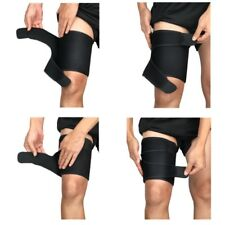 Outdoor Sports THIGH LEG COMPRESSION Support Brace Wrap Protector Pad Sleeve