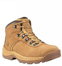 TIMBERLAND MEN'S FLUME MID WATERPROOF BOOTS SIZE 10M US