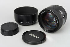 Nikon AF Nikkor 85mm f/1.8 f1.8 D Portrait Auto Focus Lens