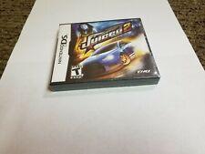 Juiced 2: Hot Import Nights (Nintendo DS, 2007) new