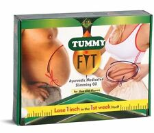 TUMMY FIT OIL HERBAL GEL STOMACH SLIM WEIGHT LOSS GIFT FAT BURNER