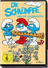DVD * DIE SCHLÜMPFE UND DIE ZAUBERFLÖTE # NEU OVP <