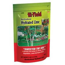Hi-Yield 33371 Horticultural Hydrated Lime, 5 Lbs