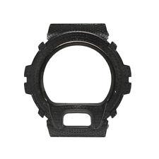 Casio G-Shock DW-6900 Black Stainless steel Bezel Case 14 Black DIAMOND