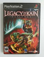 Legacy of Kain: Defiance Sony PlayStation 2 PS2 2003 Eidos Complete in Box CIB