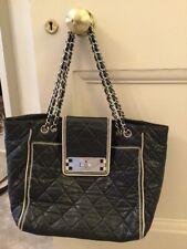 Genuine Black Chanel Shoulder Bag