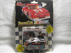 """# 66  """" CALE YARBOROUGH """"  NASCAR  1/64 DIECAST RACING CHAMPIONS 1991"""