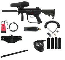 """Tippmann A5 HE EGRIP Extreme Sniper Paintball Rifle Gun 14"""" Barrel FULL Package"""