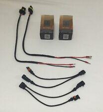 Morimoto XB H Series H1: 4500K Bulbs & Wiring Pigtails