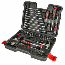 73 tlg Werkzeugkoffer bestückt Set Werkzeug Satz Werkzeugkasten Werkzeugkiste