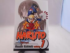 Naruto Vol . 7 Manga