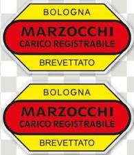 Stickers MARZOCCHI Pour Ducati 250, 350 et 450 Desmo Bevel