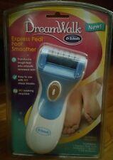 DrScholl's DreamWalk Express Pedi Foot Smoother Brand New Pedicure Tool.