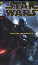 STAR WARS #1 MATTINA Darth Vader 1:50 French Exclusive EURO VARIANT Panini 2015