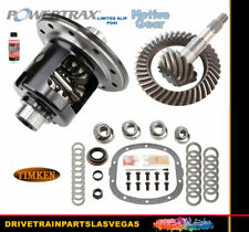 Limited Slip Posi GM Chevy 7.6 Grip LS 4.11 Motive Gear Set Timken Install Kit