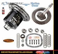 Limited Slip Posi GM Chevy 7.6 Grip LS 3.73 Motive Gear Set Timken Install Kit