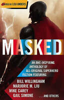 Masked by Simon & Schuster (Paperback) New Book