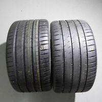 2x Michelin Pilot Sport 4S AO Sommerreifen 305/30 R20 103Y DOT 1119 7 mm