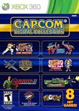 Capcom Digital Collection Xbox 360 New Xbox 360
