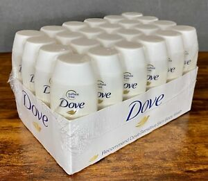 NEW (24) Dove Sensitive Skin Body Wash - 1.8 fl oz (53 ml) Bottles ~ SEALED