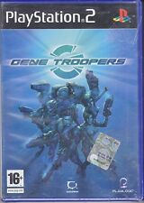 Ps2 PlayStation 2 **GENE TROOPERS** nuovo sigillato italiano pal