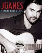 Persiguiendo el sol (Spanish Edition), Juanes HC DJ 1st/1st Fast Shipping