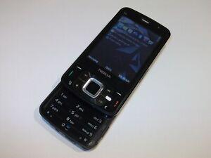 Nokia N96 - 16GB - Black (Unlocked) Smartphone