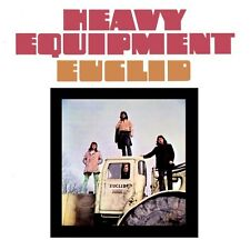 Euclid - Heavy Equipment. Brand new CD + factory sealed