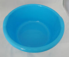 Ionic Cleanse Foot Detox Massage Spa Bucket, Foot Soak Basin, Blue