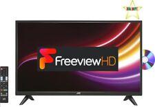 """JVC LT-32C485 32"""" Inch LED HD TV DVD Player Combi Freeview HD USB Record & HDMI"""