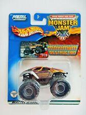 Maximum Destruction Monster Jam Truck (#19)(Hot Wheels)(2002)