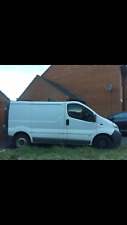PU VIVARO TRAFIC White Breaking Spares For Parts 2002-2014 Engine All 1.9